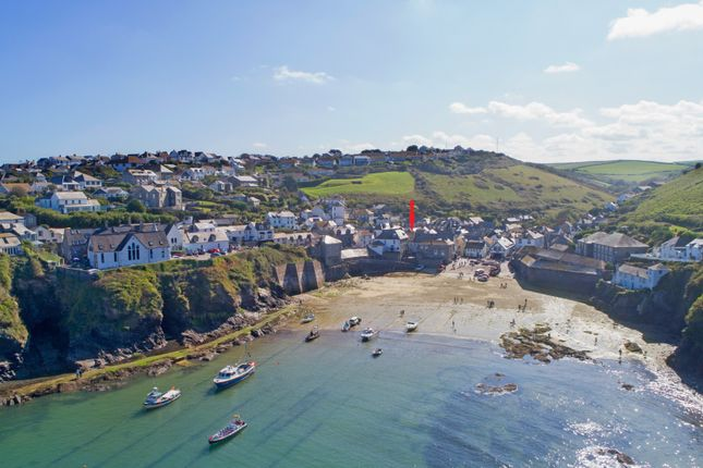 Thumbnail End terrace house for sale in Fore Street, Port Isaac