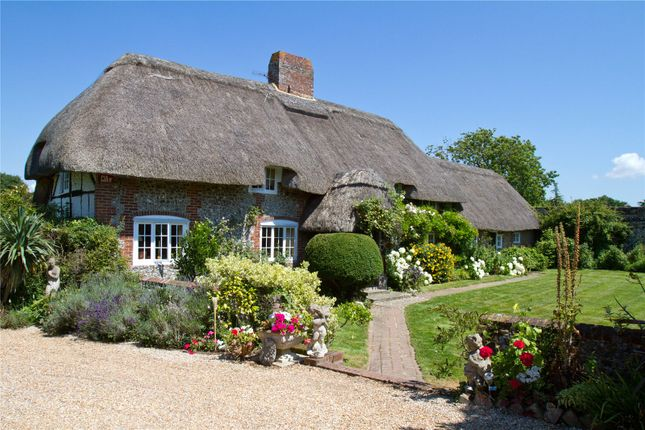 Thumbnail Detached house for sale in Nyton Road, Aldingbourne, West Sussex