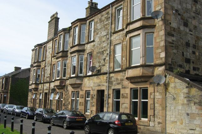 Thumbnail Flat to rent in Gogo Street, Largs, North Ayrshire