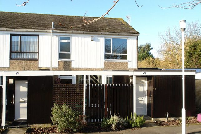 3 bed end terrace house to rent in Edinburgh Gardens, Windsor, Berkshire SL4