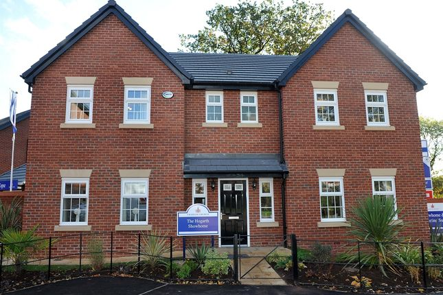 "Thumbnail Detached house for sale in ""Hogarth"" at D'urton Lane, Broughton, Preston"
