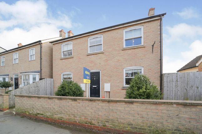 Thumbnail Detached house for sale in Sutton, Ely, Cambridgeshire