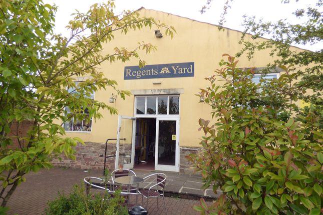 Studio to rent in Regents Yard, Lydney
