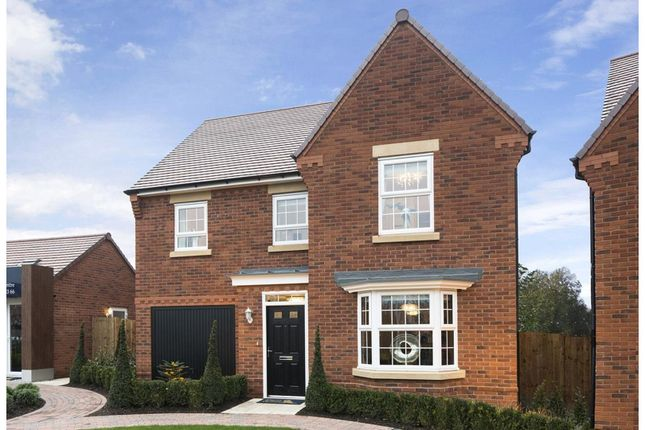 Thumbnail Detached house for sale in Kielder Gardens, Leyland