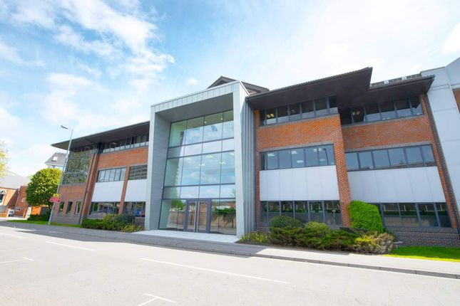 Office to let in Arena Business Centre, Threefield House, Southampton