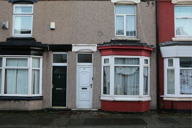 Thumbnail Terraced house to rent in Thornton Street, Middlesbrough, North Yorkshire