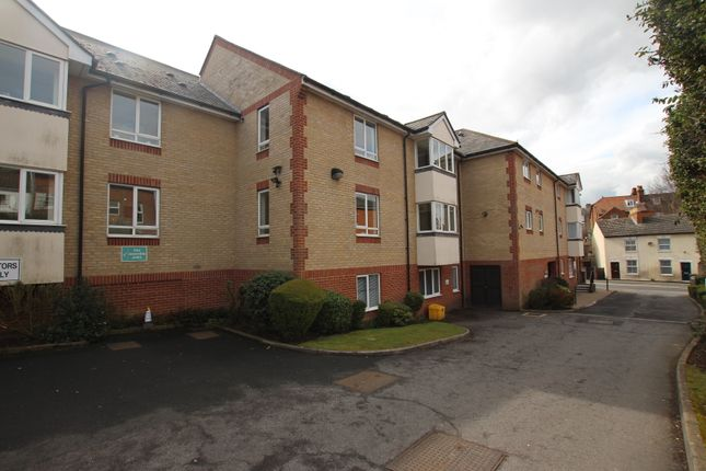 Thumbnail Flat for sale in Maldon Road, Colchester