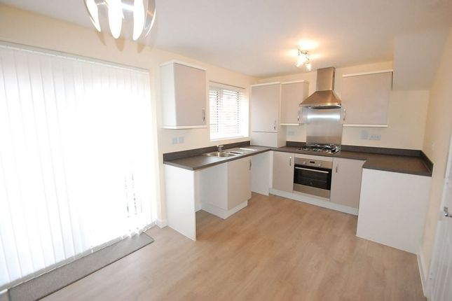 Thumbnail Property to rent in Upton Drive, Stretton, Burton, Burton Upon Trent, Staffordshire