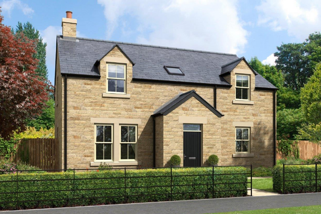 Thumbnail Detached house for sale in Armstrong Grove, Longframlington