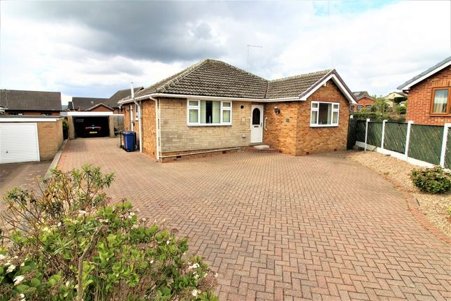 Thumbnail Bungalow for sale in Fairview Close, Hoyland, Barnsley