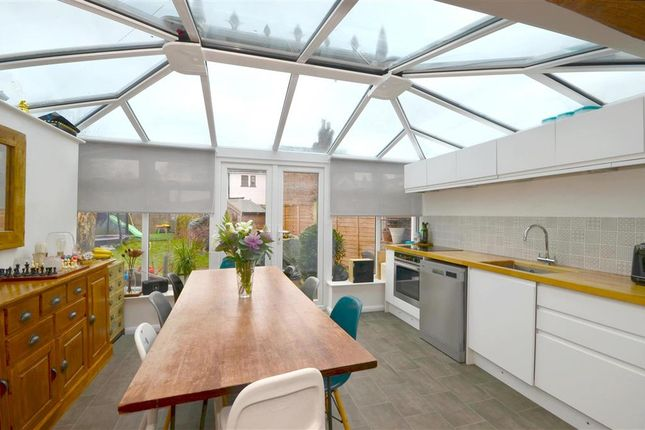 Thumbnail Terraced house for sale in Framfield Road, Uckfield, East Sussex