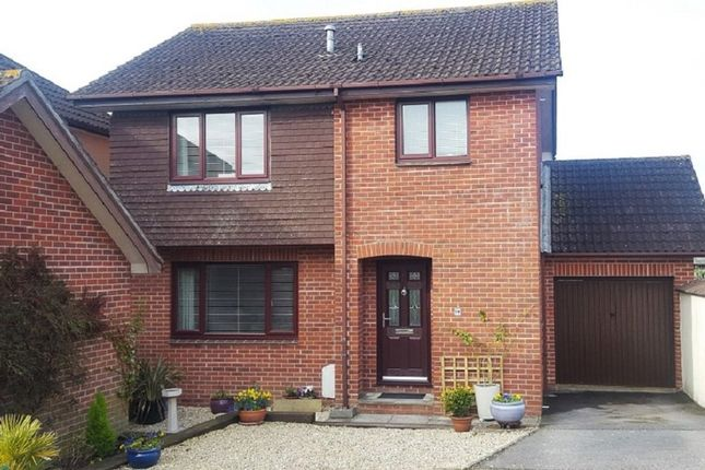 Thumbnail Detached house for sale in Crokers Way, Ipplepen, Newton Abbot