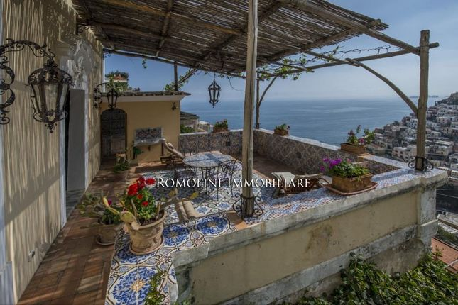 Thumbnail Leisure/hospitality for sale in Positano, Campania, Italy
