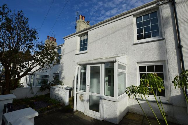 Thumbnail Terraced house to rent in Thorn Terrace, Liskeard, Cornwall