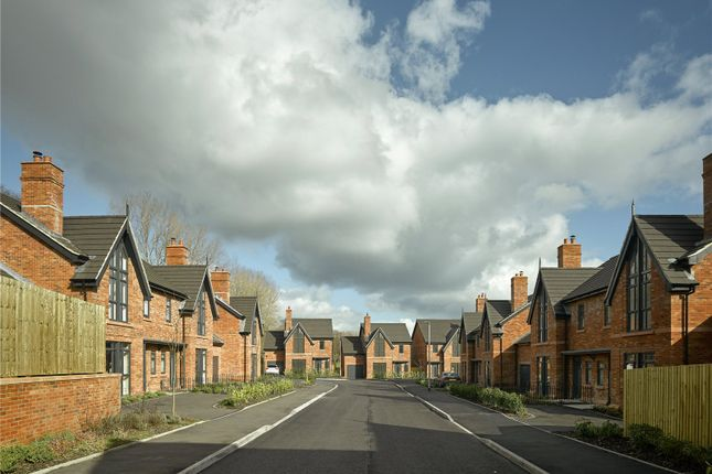 Thumbnail Detached house for sale in Fairways View, Kersal Road, Prestwich, Manchester