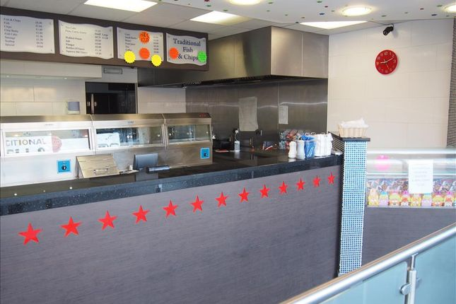 Restaurant/cafe for sale in Fish & Chips HD2, West Yorkshire
