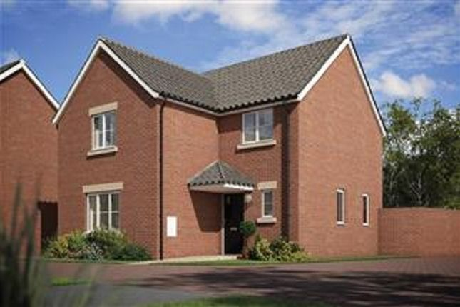 Thumbnail Detached house to rent in Gwern Close, St Lythans Park, Vale Of Glamorgan.