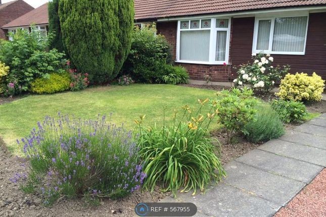 Thumbnail Bungalow to rent in Lincoln Green, Newcastle Upon Tyne