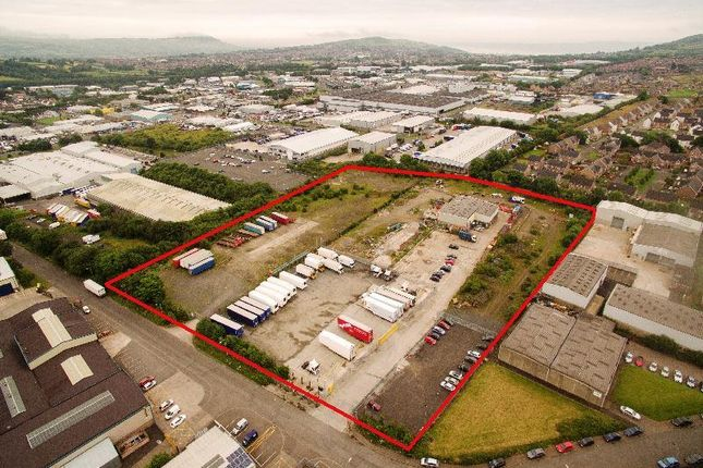 Thumbnail Warehouse to let in Mckinney Road, Mallusk, County Antrim