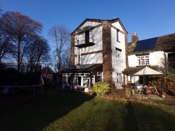 Thumbnail Detached house for sale in Atherton Hall, Old Hall Mill Lane, Atherton, Manchester