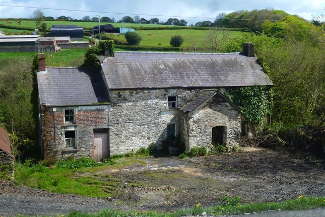 Thumbnail Country house for sale in Cwmfelin Mynach, Whitland