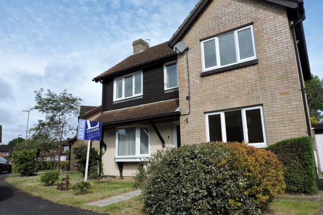 Thumbnail Detached house to rent in Bishopsgate, Titchfield Common, Fareham