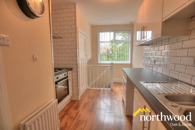 Thumbnail Flat to rent in West Road, Fenham, Newcastle Upon Tyne