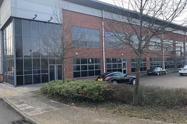 Thumbnail Office to let in 40A High Park Drive, Wolverton Mill East, Milton Keynes