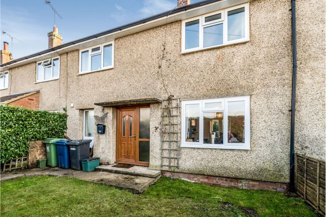 Thumbnail Terraced house for sale in Eastwood Road, High Wycombe