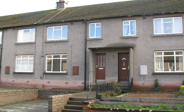 Thumbnail Terraced house to rent in Strathmore Avenue, Forfar