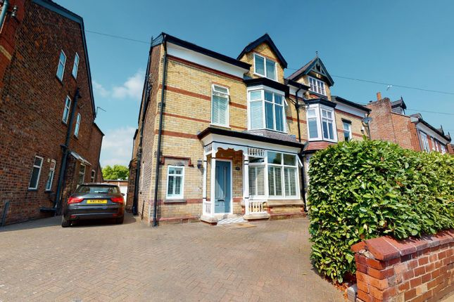 5 bed semi-detached house for sale in Queens Road, Urmston, Manchester M41