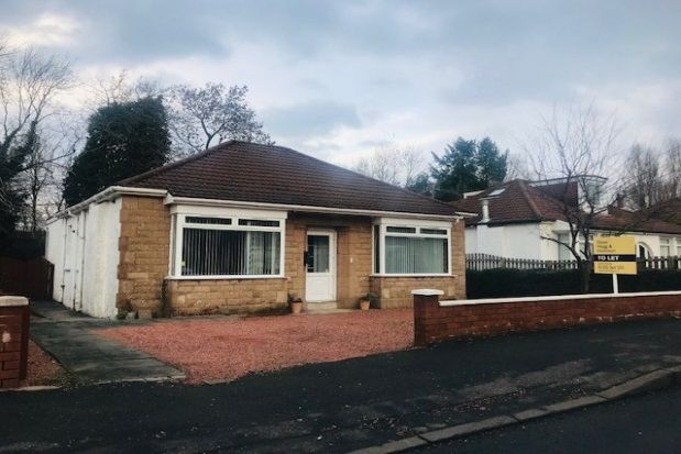 Thumbnail Bungalow to rent in Dorian Drive, Clarkston, Glasgow