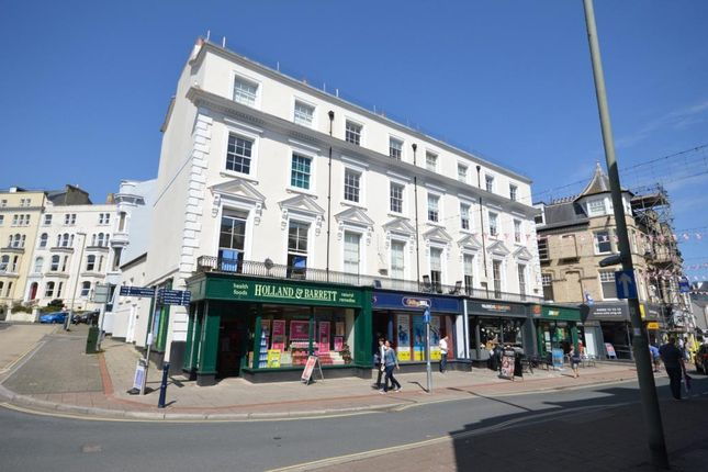 Thumbnail Flat for sale in Evelyn House, 14-15 Wellington Street, Teignmouth, Devon