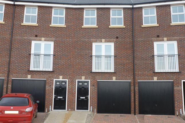 Thumbnail Property to rent in Wilson Crescent, Kings Reach, King's Lynn