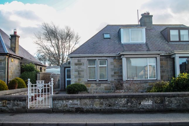 Thumbnail Semi-detached house for sale in West Cathcart Street, Buckie