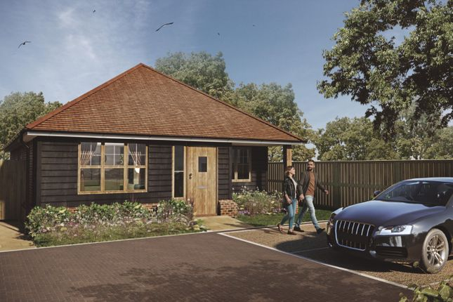 2 bed bungalow for sale in Dover Road, Ringwould, Deal, Kent CT14