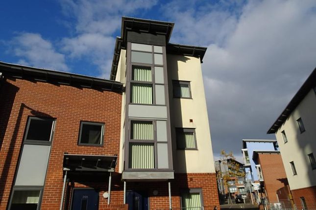 Thumbnail Town house to rent in Bell Barn Road, Birmingham