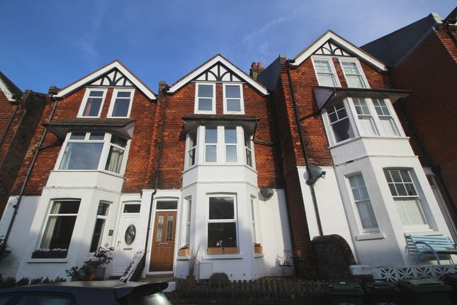Thumbnail Terraced house for sale in St Marys Road, Motcombe / Old Town, Eastbourne