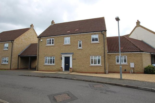 Thumbnail Detached house for sale in Alexander Chase, Ely
