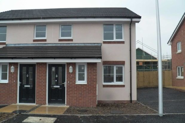 Thumbnail Semi-detached house to rent in Morris Drive, Pentrechwyth, Swansea