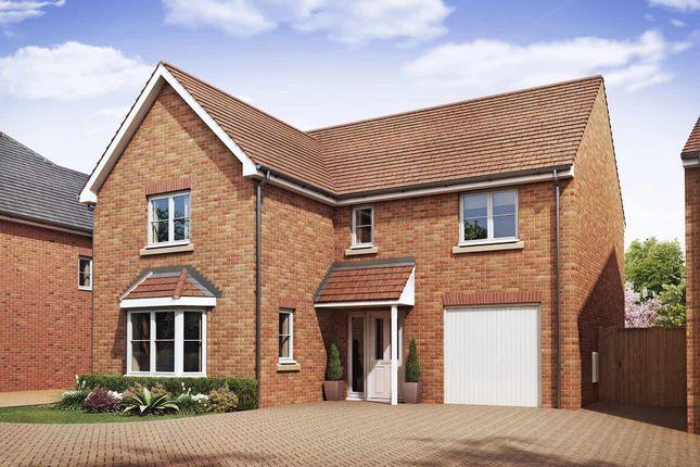 Thumbnail Detached house for sale in Low Hill Lane, Cofton View, Rednal, Birmingham