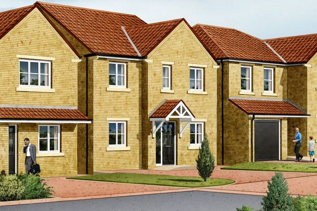 Thumbnail Detached house for sale in Plot 4, 'the Oxford', Bellwood Court, Hoyland, Barnsley