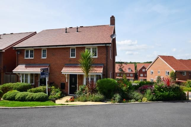 Thumbnail Semi-detached house for sale in Treetops Way, Heathfield, East Sussex, United Kingdom