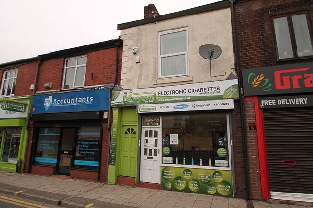Thumbnail Flat to rent in Market Place, Heywood