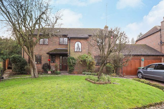 Thumbnail Detached house for sale in Redcroft Lane, Bursledon, Southampton
