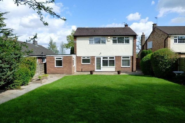 Thumbnail Detached house to rent in Ash Lane, Hale