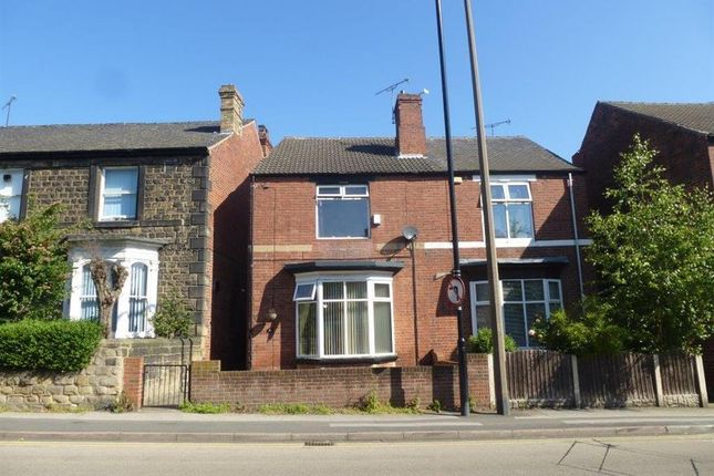 3 bed semi-detached house to rent in Station Street, Swinton, Mexborough S64
