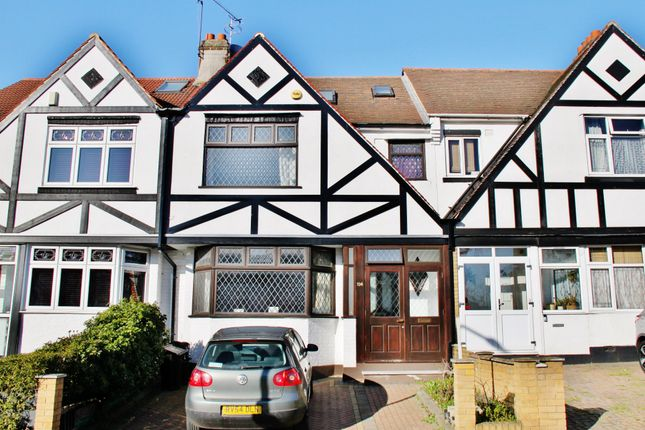 Thumbnail Terraced house to rent in Wanstead Lane, Ilford, Essex