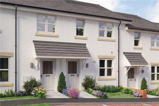 """Thumbnail Mews house for sale in """"Glen"""" at Mayfield Boulevard, East Kilbride, Glasgow"""
