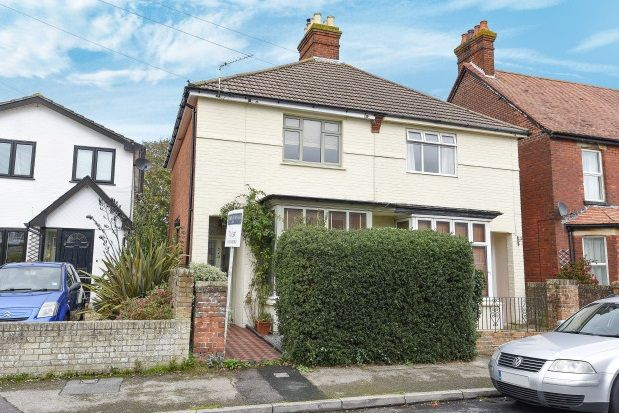 Thumbnail End terrace house to rent in Middle Road, Lymington